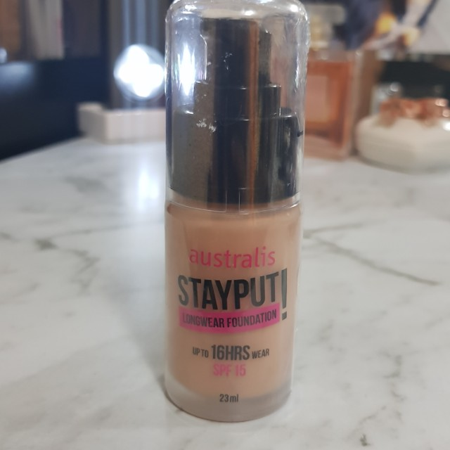 BN: Australis Stay Put Foundation