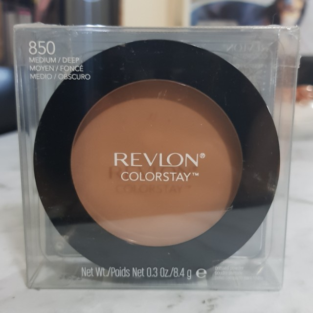 BN: Revlon Pressed Powder