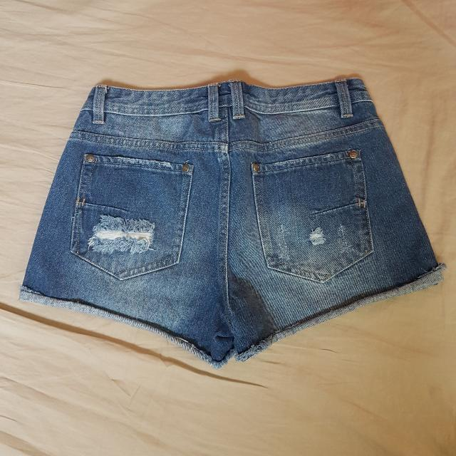 Boyfriend  Denim Shorts Brand New (S)