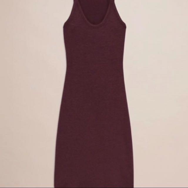 Brand new Aritzia Yasmin dress XS