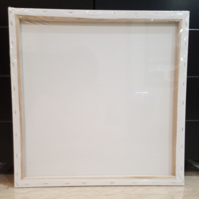 Square Canvas Frames Art/Acrylic/Oil/Water Colour Painting various ...