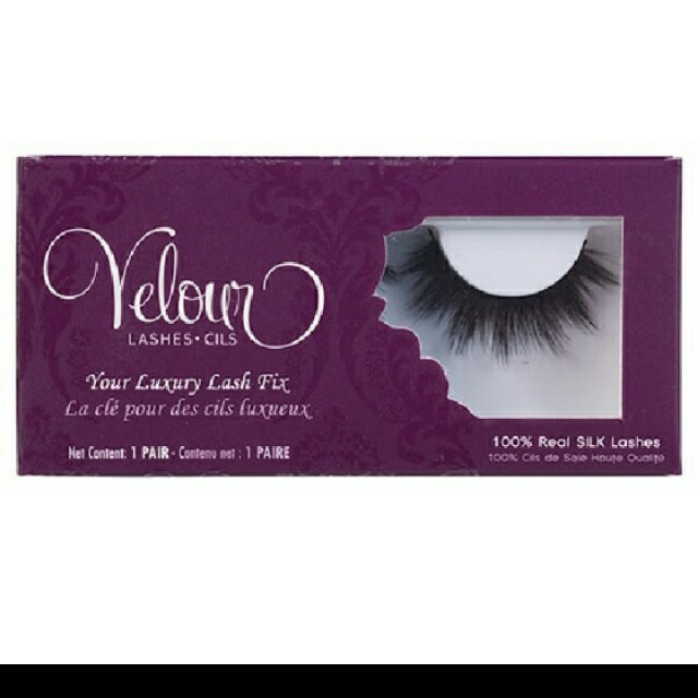 BRAND NEW velour lashes