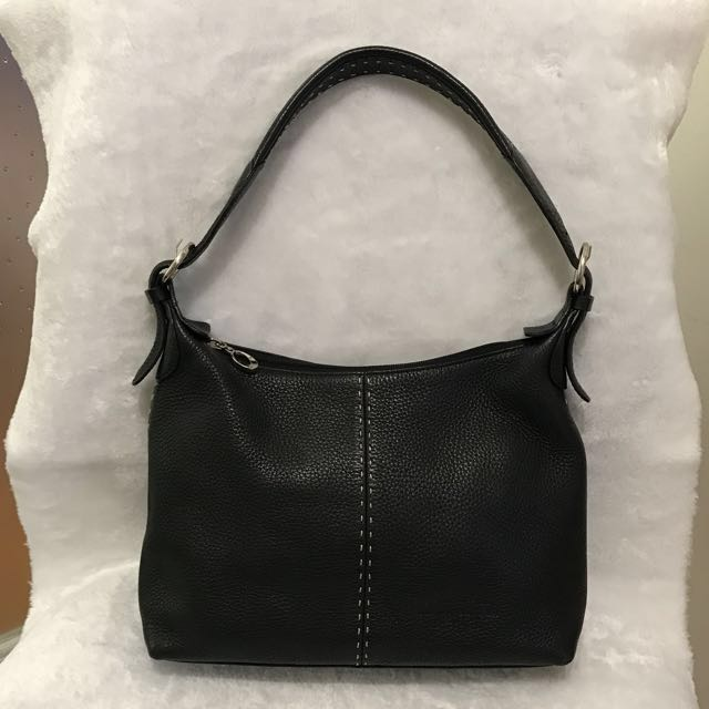 Braun Buffel Germany Leather Hobo Bag