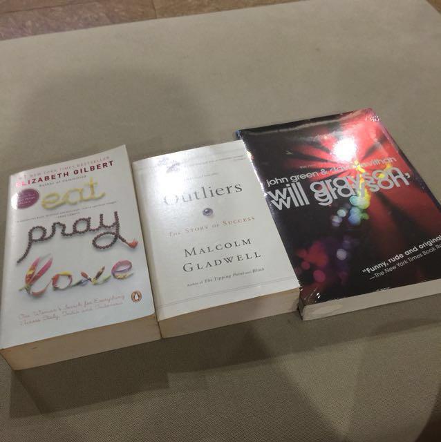 Bundle books for sale 1 still sealed