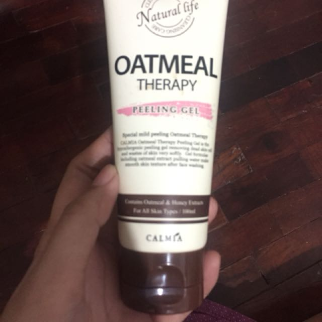 Calmia Peel Gel ( Korean Skincare Brand)