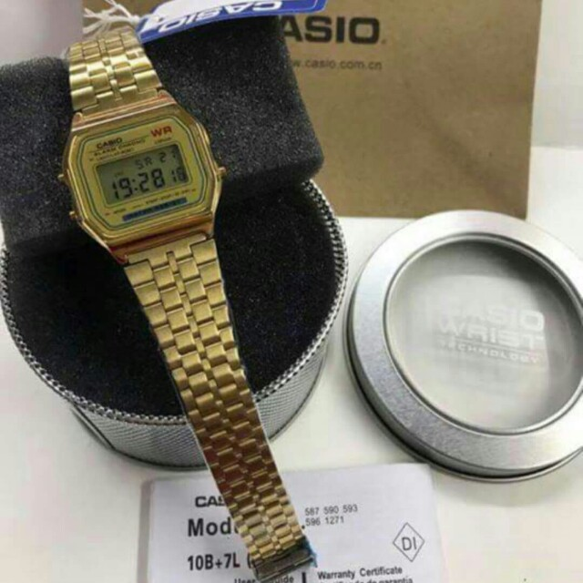Casio Classic Digital watch (japan OEM).