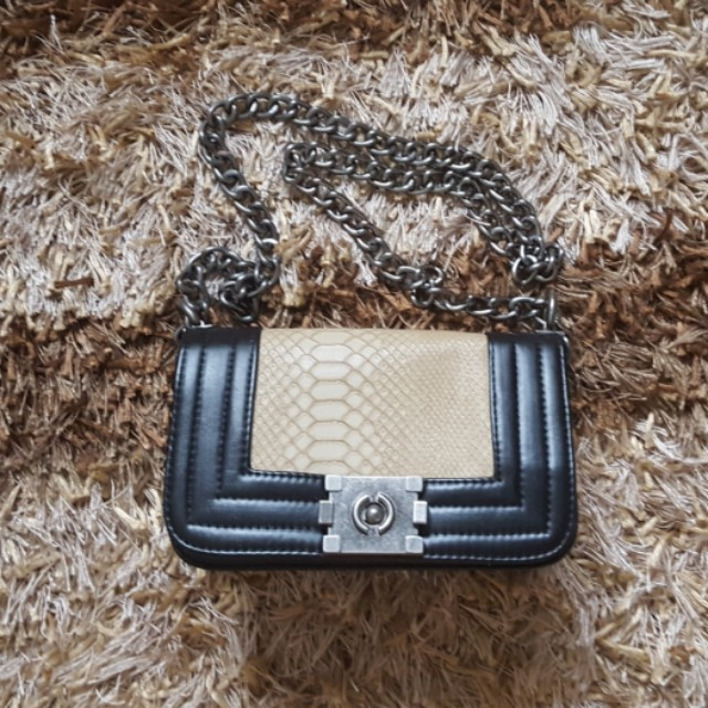 CHANEL INSPIRED SMALL PURSE