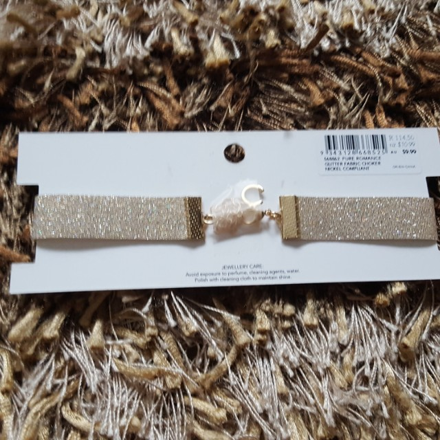 CHOKER NECKLACE BY COLLETE