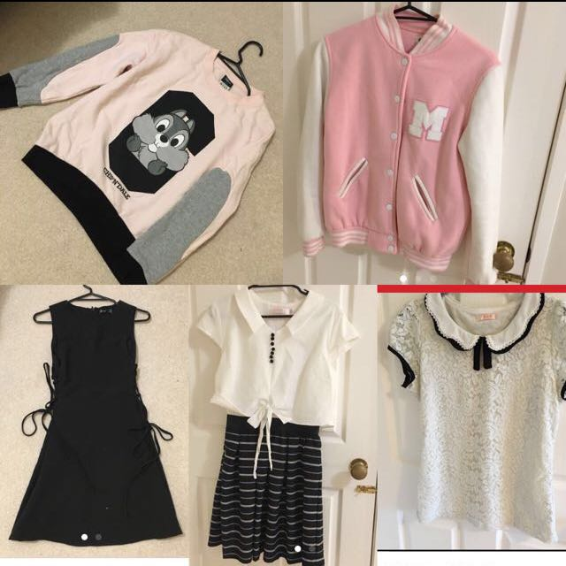clothes(price Reduced)
