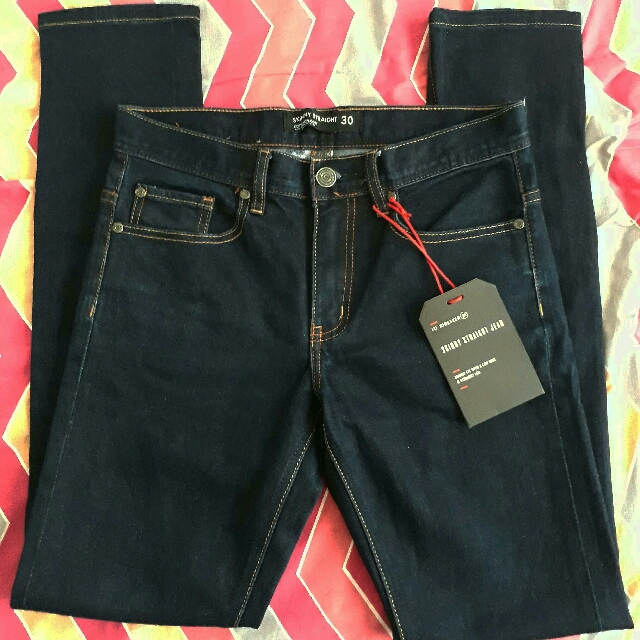 Cotton On Skinny Straight Jeans