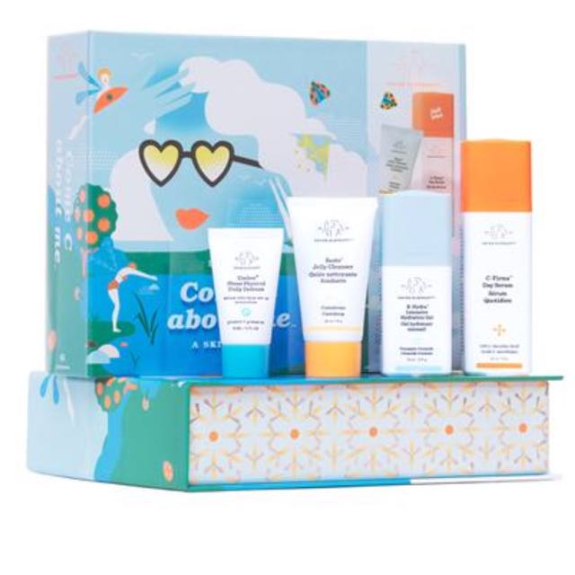 Drunk Elephant A Skin Story Vol. 2: Come C About Me™ (Value $108)
