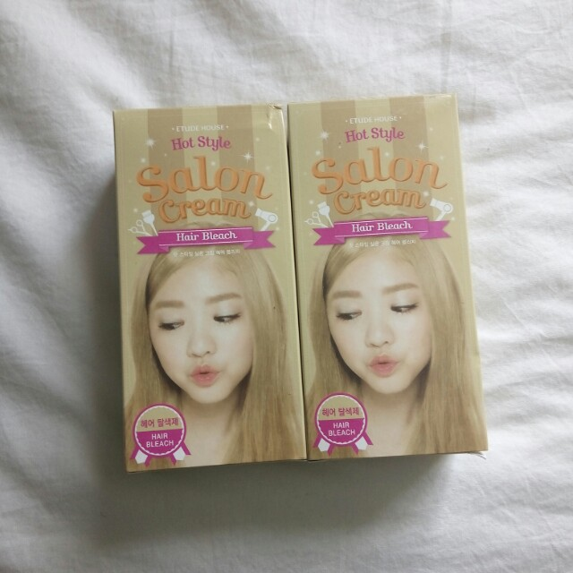 Etude house Hair bleach