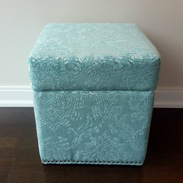 Ottoman with Storage (Sale!)