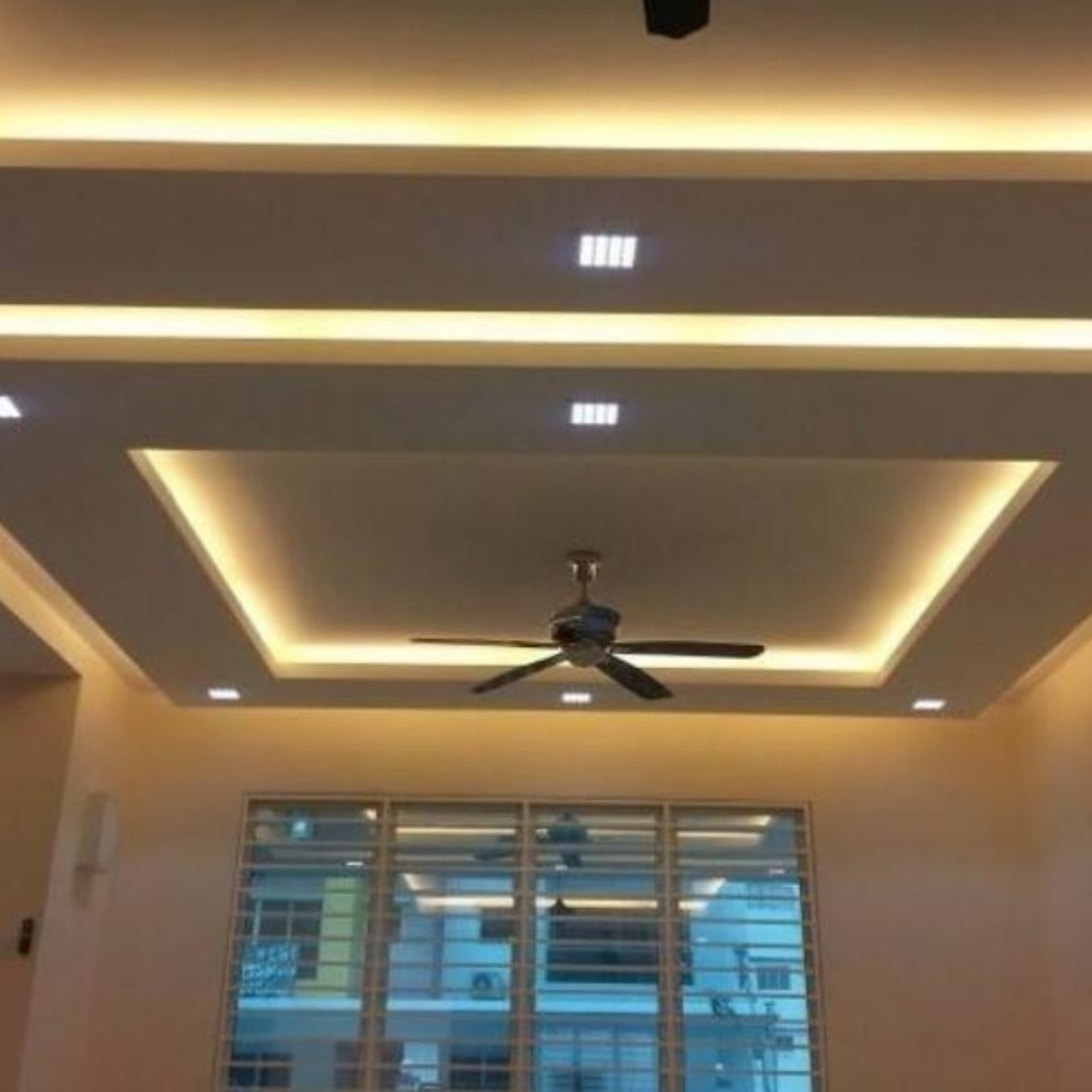 False Ceiling any design price at $2.1 Psf, Furniture ...