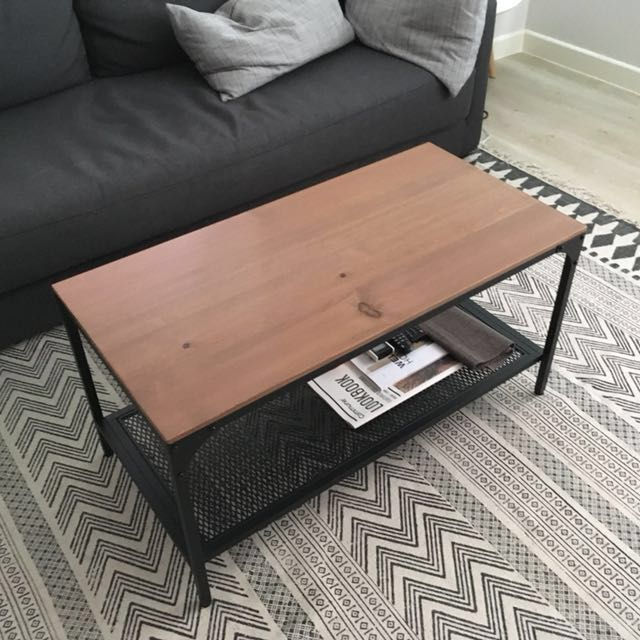 Coffee Table Ikea.Fjallbo Coffee Table Ikea Furniture Tables Chairs On Carousell