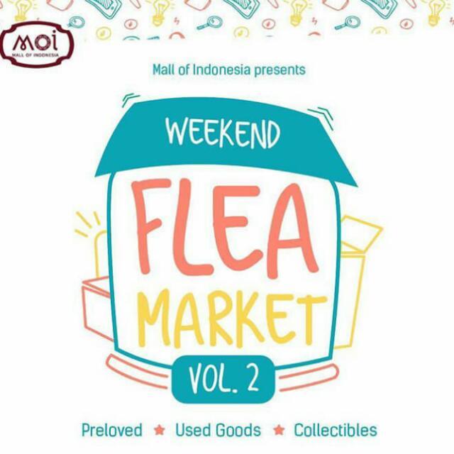Flea Market Moi