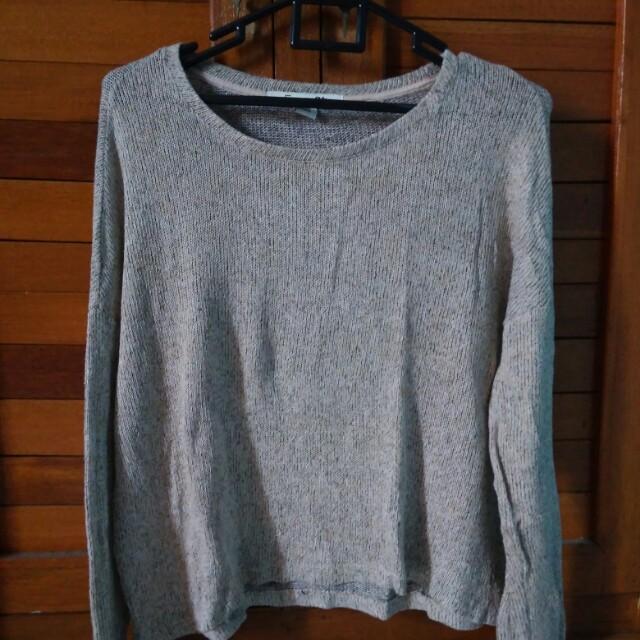 Forever21 knitted shirt