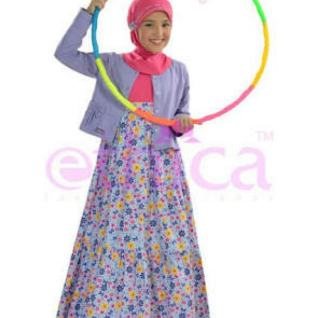 Gamis Ethica Osk 24 Babies Kids Girls Apparel On Carousell