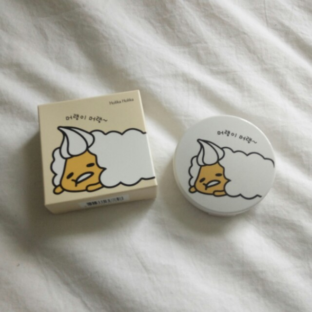 Gudetama Tone up Cushion