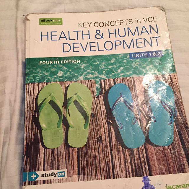 Health and human dev U1/2 E4