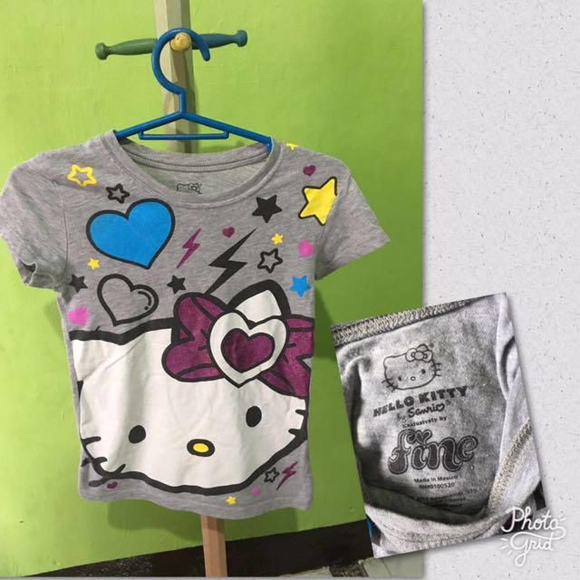 Hello Kitty Shirt Bundle