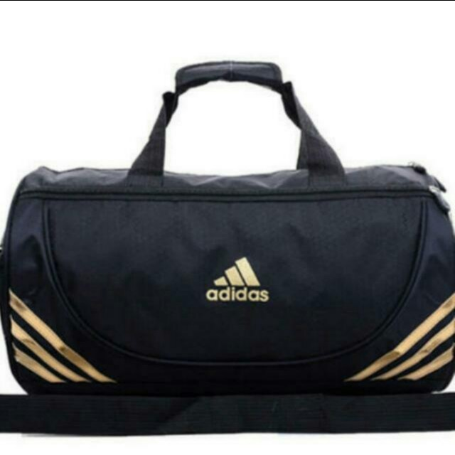 45cb1dd13178 INSTOCKS) (2 COLOURS) Authentic Adidas Duffle Bag