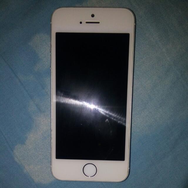 Iphone 5s Lock Icloud/clean