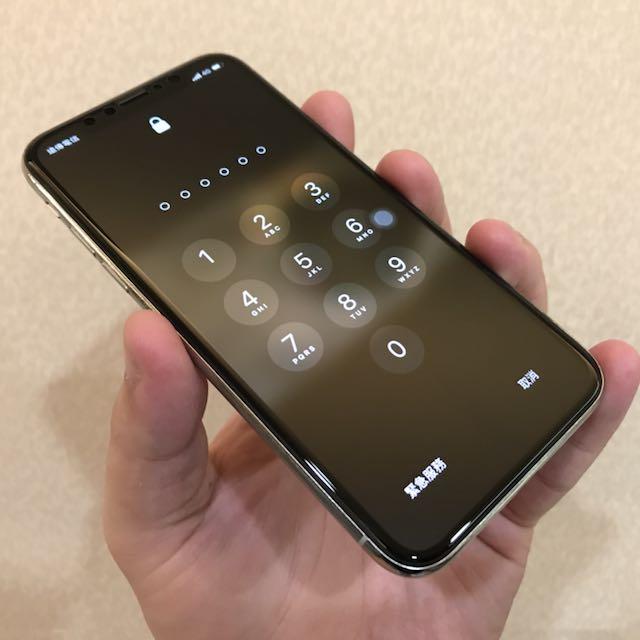 iPhone X 64G/256G 營幕保護頂級鋼膜 背貼膜