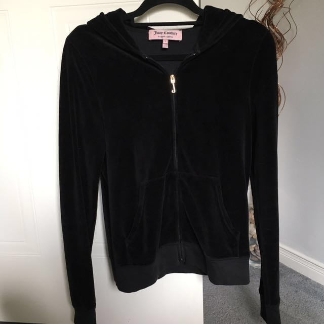 Juicy Couture Classic Velour Hoodie