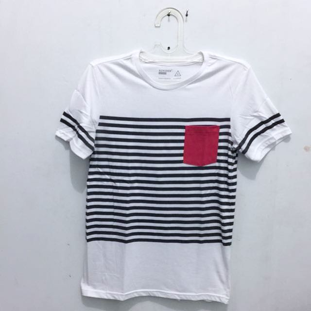 Kaos Bangkok Stripes