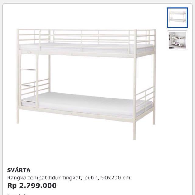 Kasur Tingkat IKEA