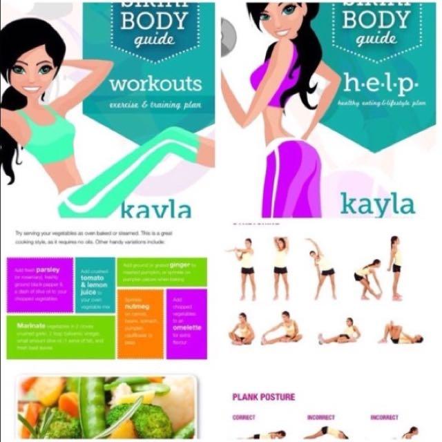 Kayla itsines bikini body guides bbg pdf books stationery photo photo photo photo fandeluxe Image collections