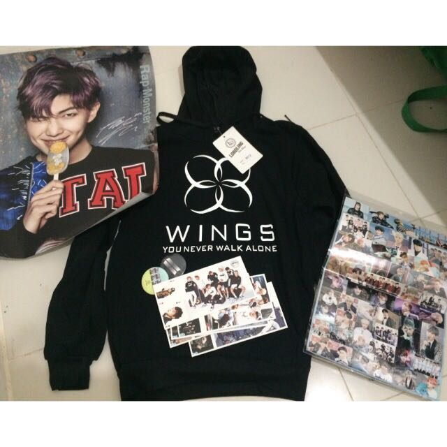 KPOP JACKETS, and more