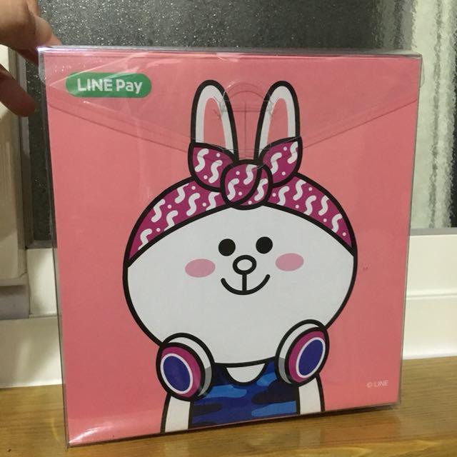 Line 兔兔耳機🎧