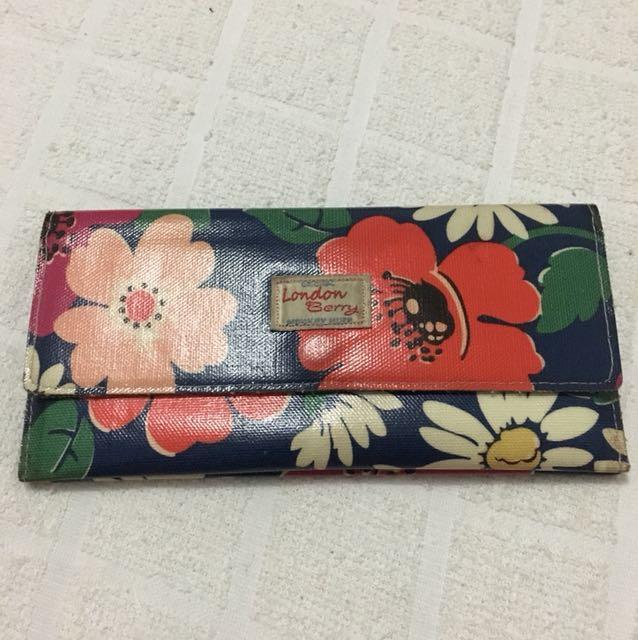 London Berry Wallet
