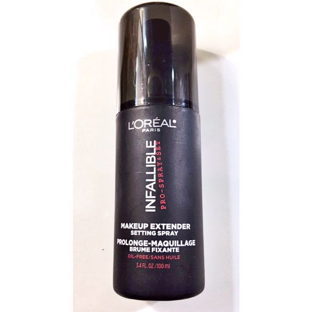 L'oreal Infallible Pro Spray & Set
