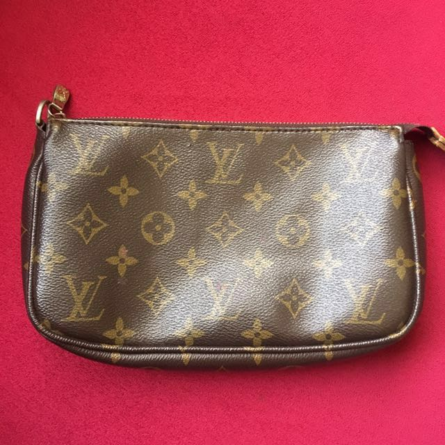 Louis Vuitton Monogram Pochette - Original