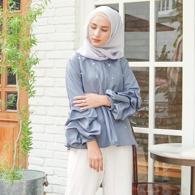 Luna Blouse by Wearing Klamby