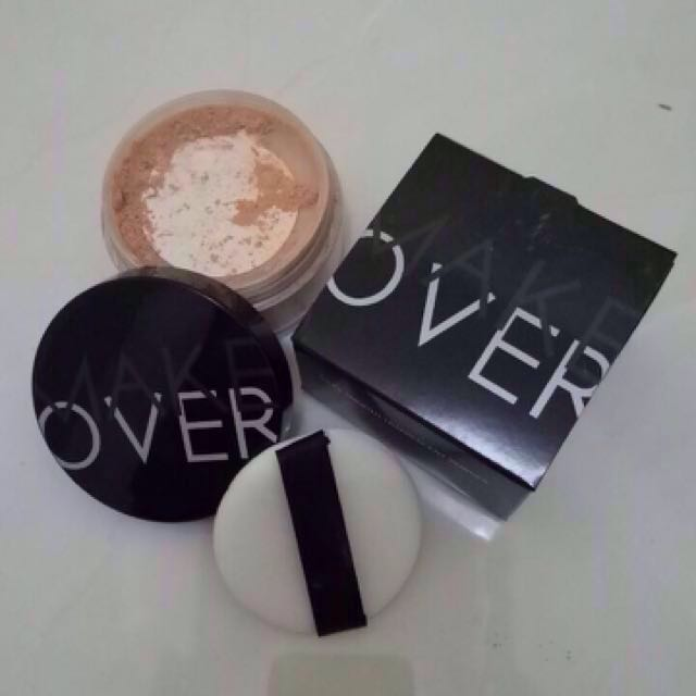 Make Over Silky Smooth