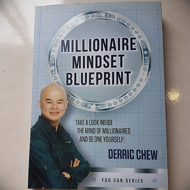 Millionaire mindset blueprint by derric chew books stationery photo photo photo photo photo malvernweather Image collections