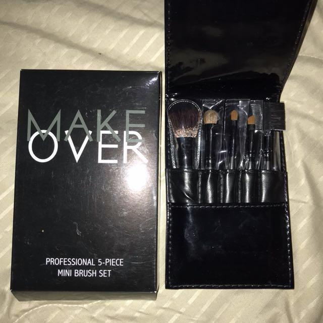 Mini Brush Make Over