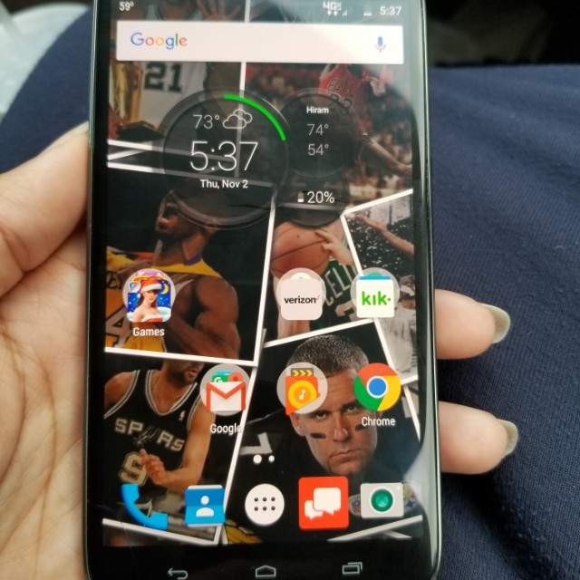 Motorola Android Turbo (negotiable)