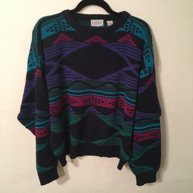 MULTICOLORED SWEATER!!!!