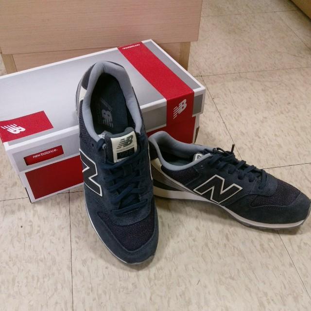 NB New Balance 996 深藍色  7.5 / 24.5   #幫你省運費