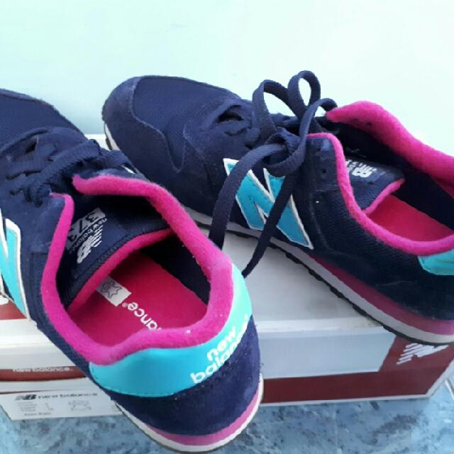 REPRICE new balance original navy pink
