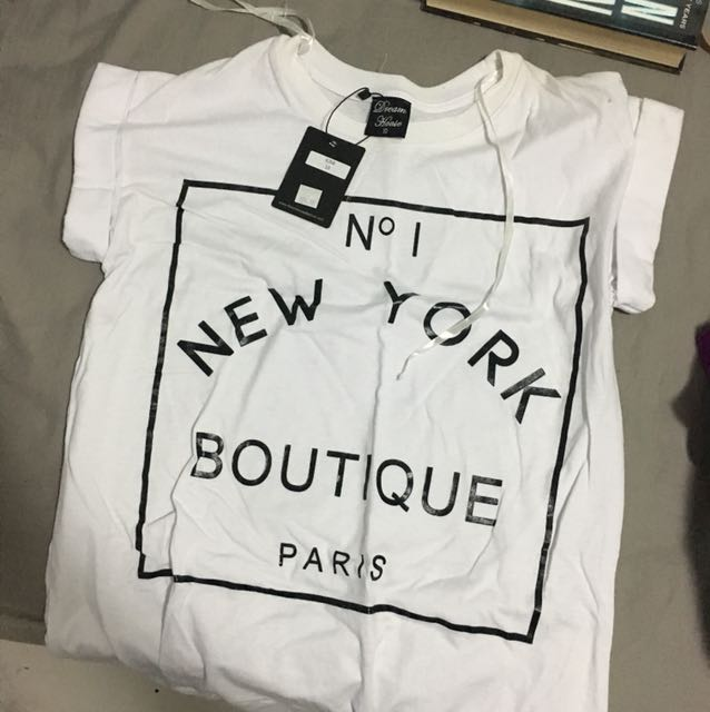 New York boutique top