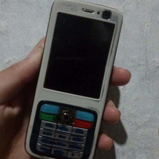 Nokia Vintage N73