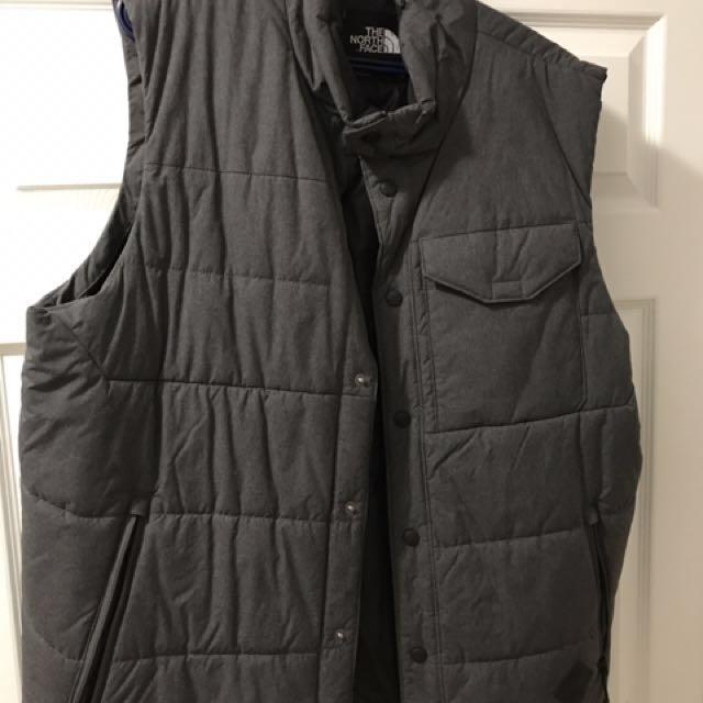 North Face Vest. XL. $80 obo
