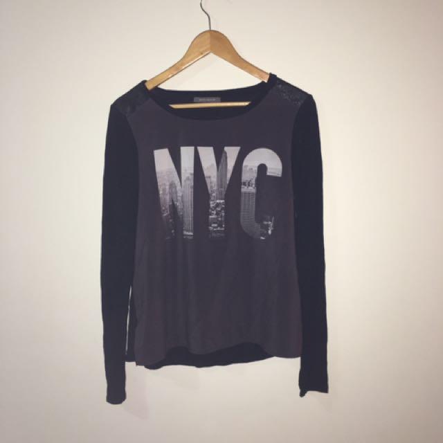 NYC Long Sleeve Shirt