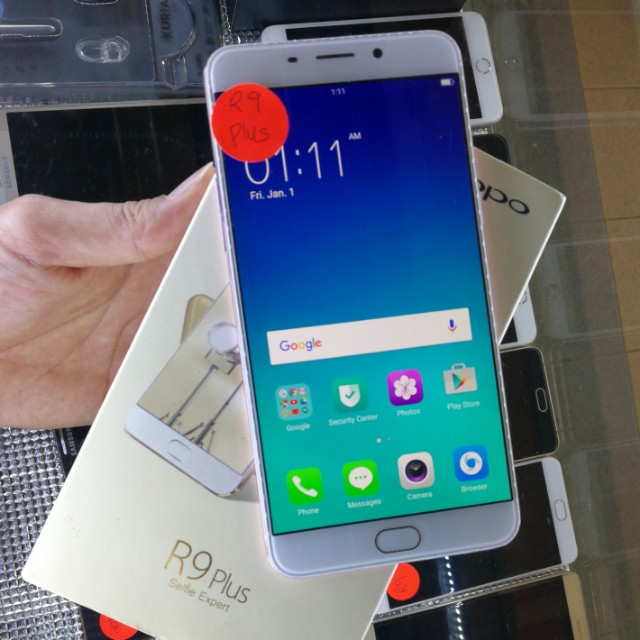 Oppo R9 Plus (PERFECT ROSEGOLD), Mobile Phones & Tablets